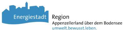 Logo Energiestadt-Region AüB