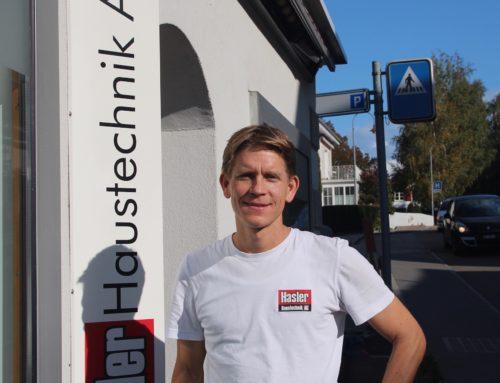 Daniel Hasler – innovativer Kopf und bodenständiger Praktiker