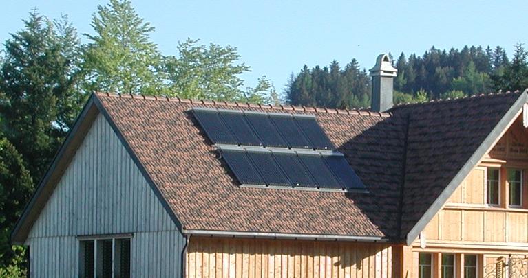 Günstiger Strom vom Dach dank Eigenverbrauch