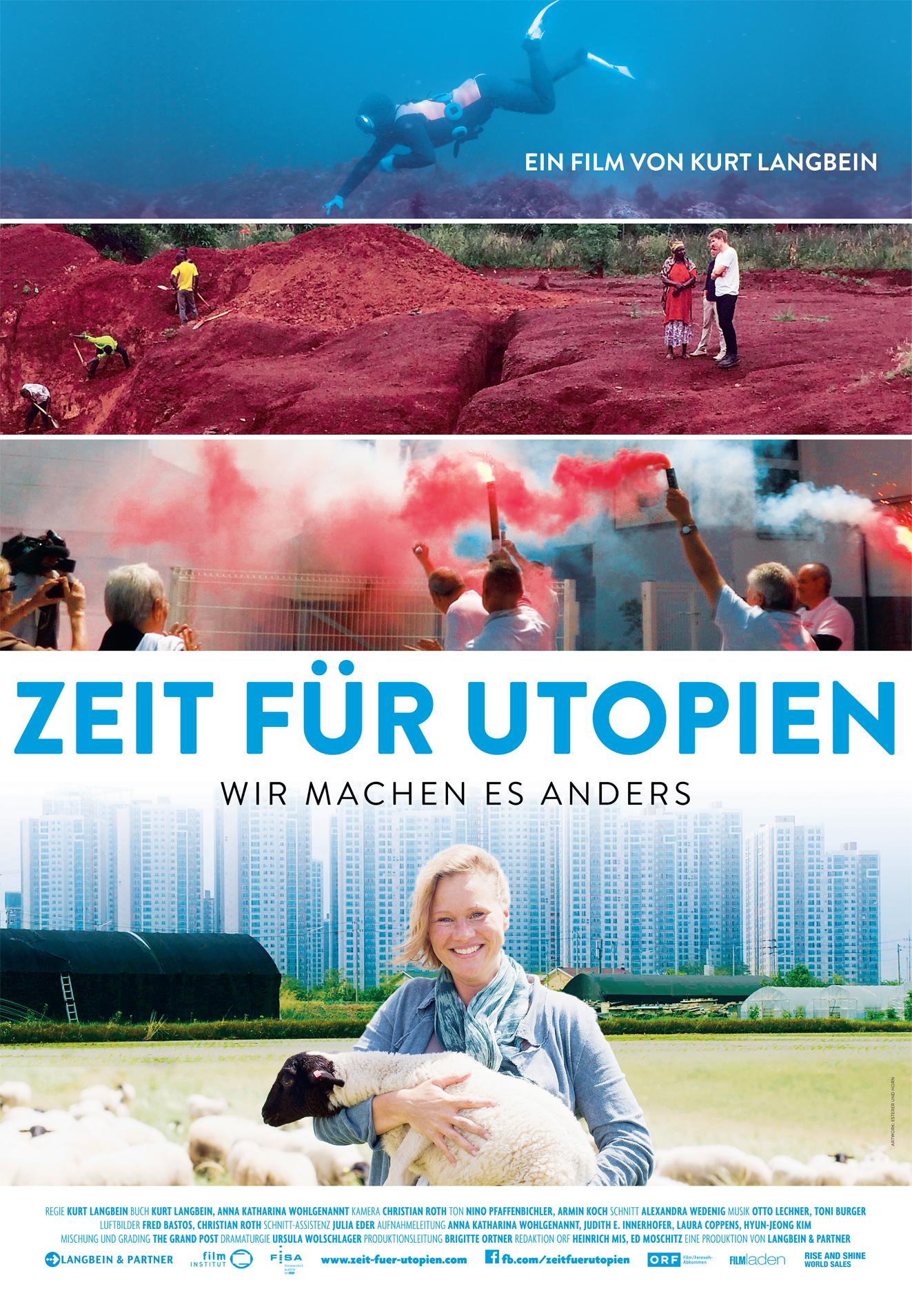 """Filmmatinée """"Zeit für Utopien"""""""